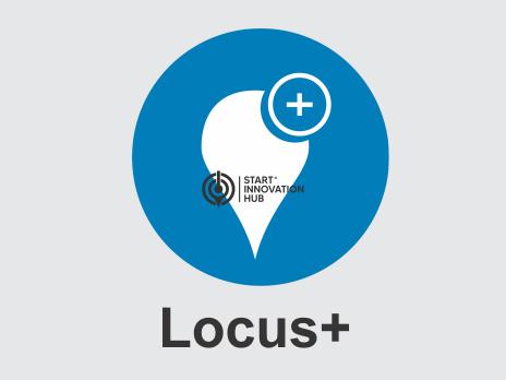 Locus Plus Logo