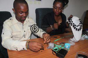 Dache Pearls Tutoring Start Hub CEO on Bead making