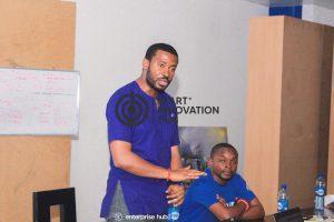 Chukwuemeka Afigbo of Facebook in Uyo