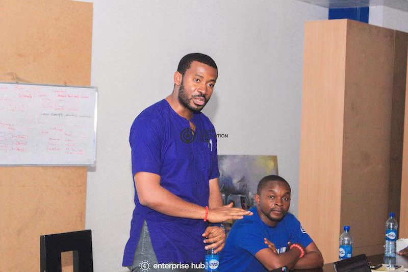 Chukwuemeka Afigbo of Facebook in Uyo