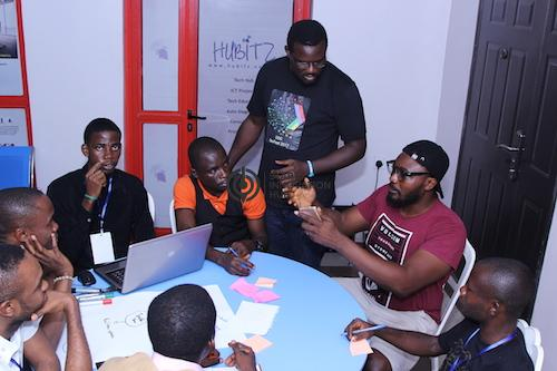 Startup Weekend Uyo: Team Emergensee Emerged Winners