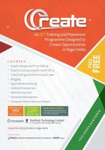 CREATE 2018 – Free ICT Training in Uyo