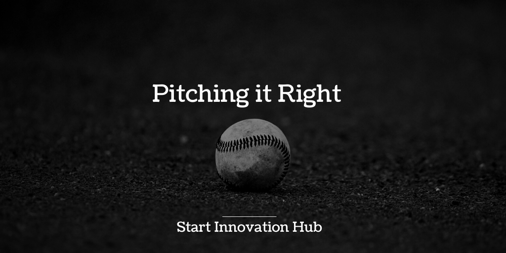 """Pitching it right"""