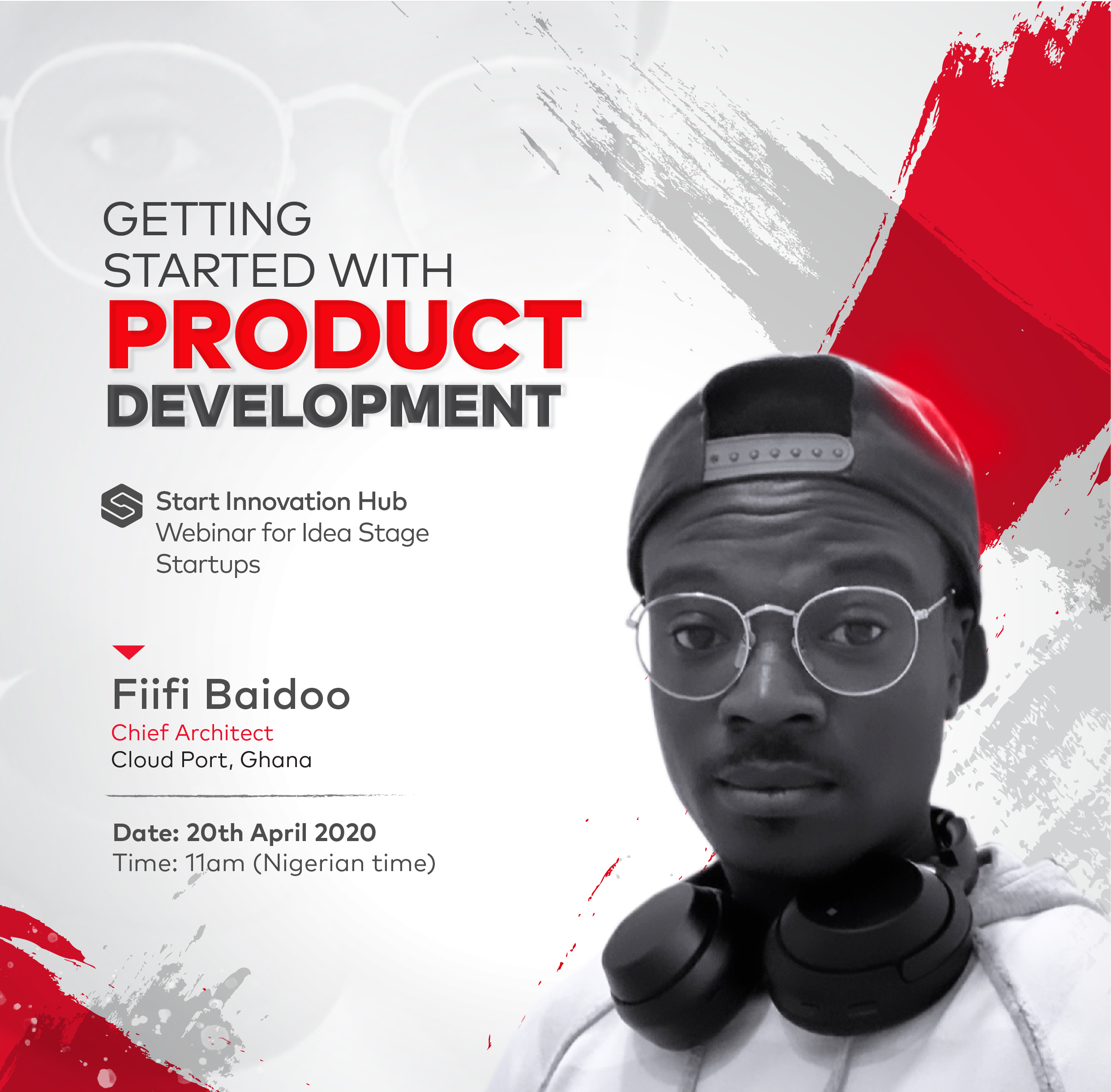 Getting Started With Product Development: A Design Thinking Webinar