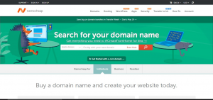 Namecheap Web hosting