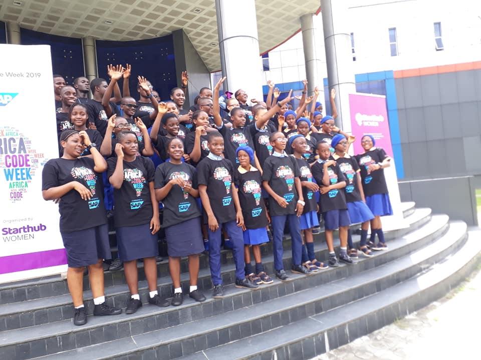 Africa Code Week